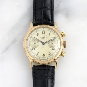 Breitling Premier 777 Or rose 18k – 38mm