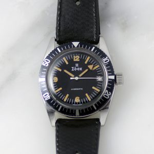 Edox hydromatic vintage