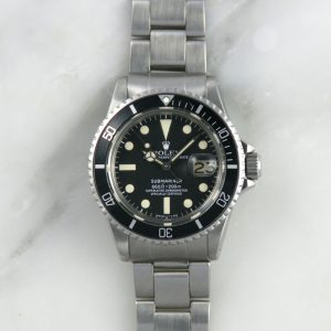 Rolex Submariner 1680 Maxi dial Mark II