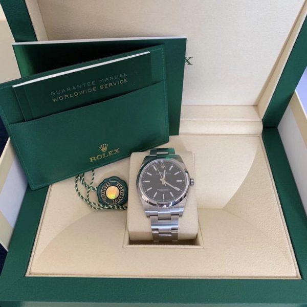rare-watches-co-bordeaux-strasbourg-montre-occasion-rolex-oysterperpetual-black-39-dial-fullset