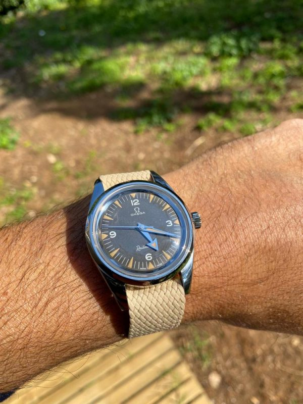 rare-watches-co-bordeaux-strasbourg-montre-occasion-omega-railmaster-trilogy-fullset-dial-sun